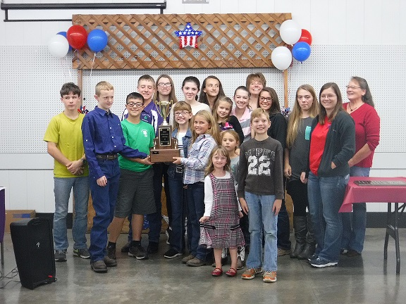 Outstanding 4-H Club